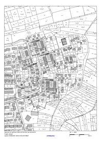 Flurkarte: Von der Gemeinde angebotenen Bauplätze